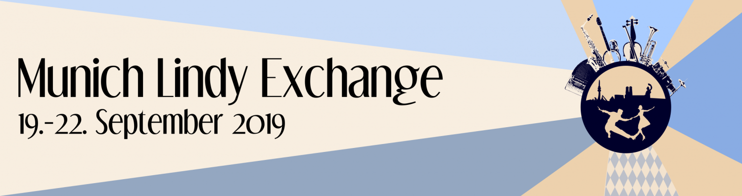 16th Munich Lindy Exchange – September 20 – 23, 2018