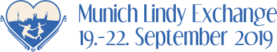 17th Munich Lindy Exchange – September 19 – 22, 2019 Logo